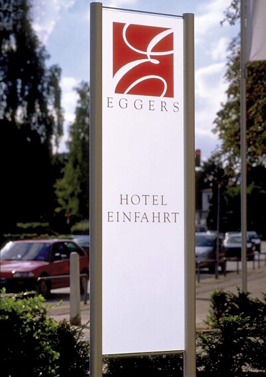 Hotel Eggers Parken