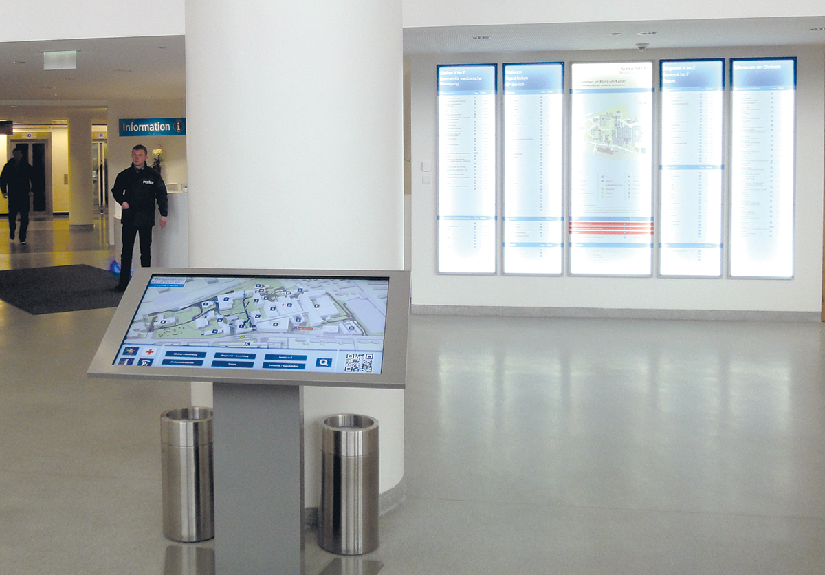 Klinikum Kassel_Terminal