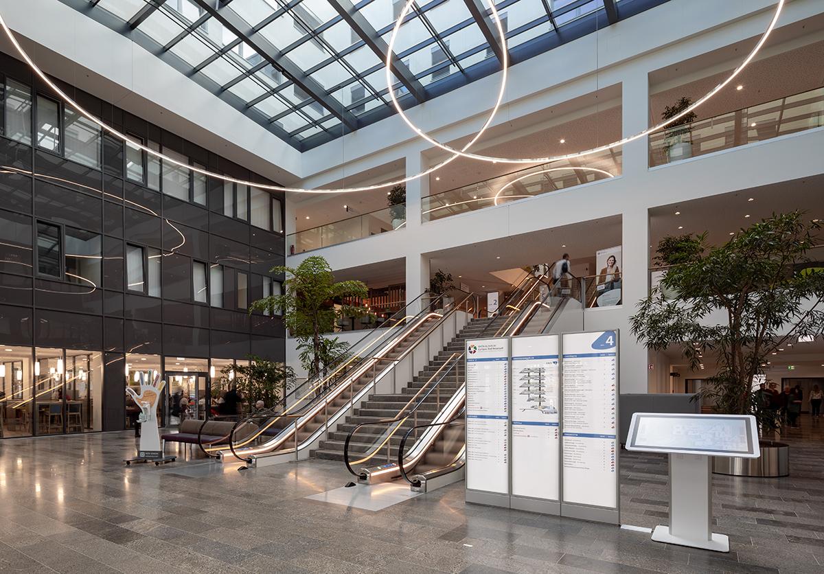 Rhönklinikum_Foyer