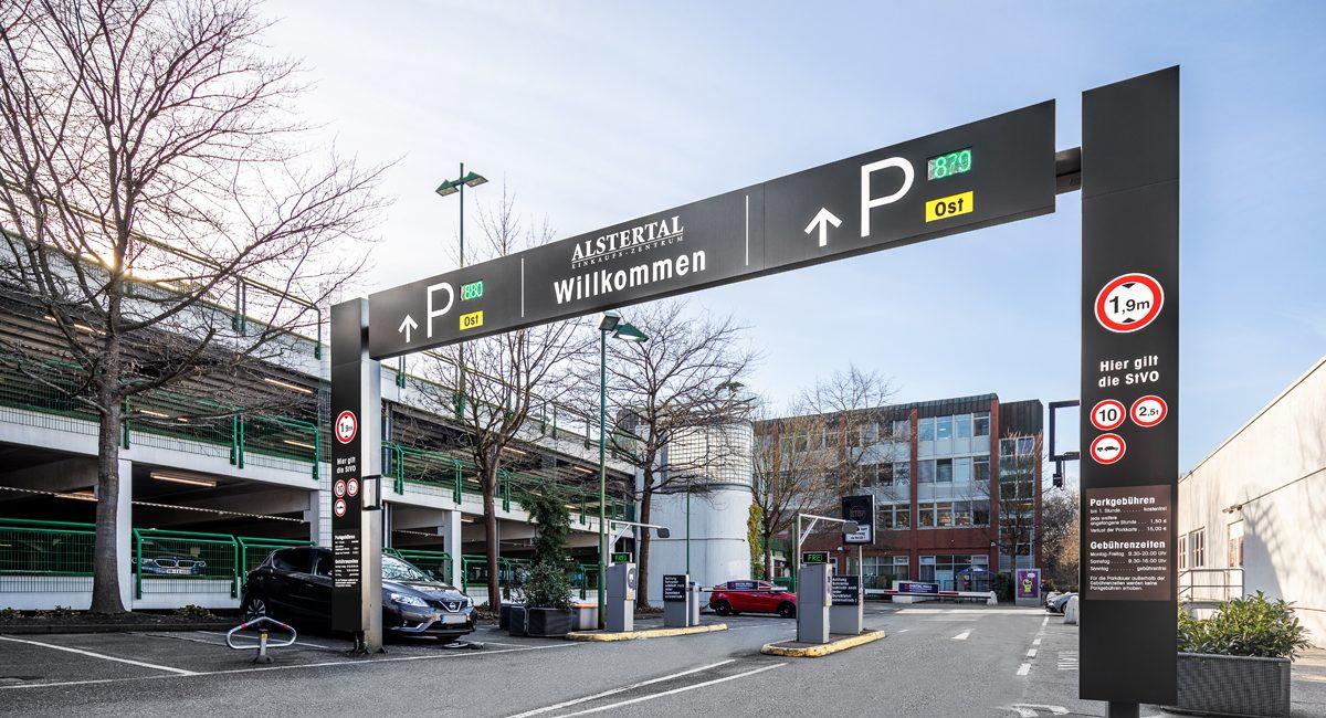 AEZ_Parkierungsanlage_Einfahrt_2